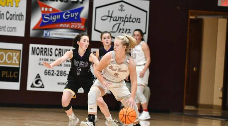 West Union makes plays late to come away with win over Alcorn Central at Biggersville Lady Classic