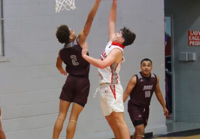 New Albany Sweeps West Union on Eagles' Homecoming Night