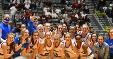 Lady Falcons claim 11th girls state title with win over West Lowndes