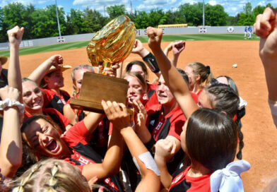 Streich Shines as Lady Hawks Capture 1A State Championship