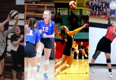 Four Union County Squads Gear Up for Playoff Volleyball
